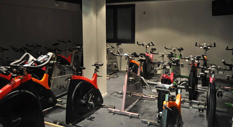 plateau cardio bike à Movida auch centre ville