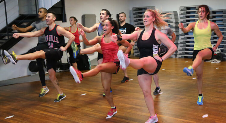 body attack par movida